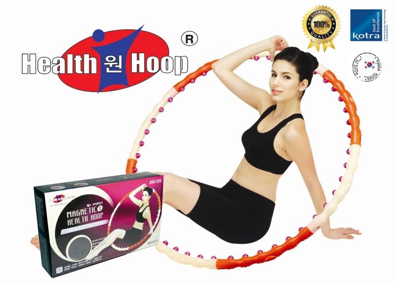 Массажный обруч Health Hoop Magnetic 1,2 кг