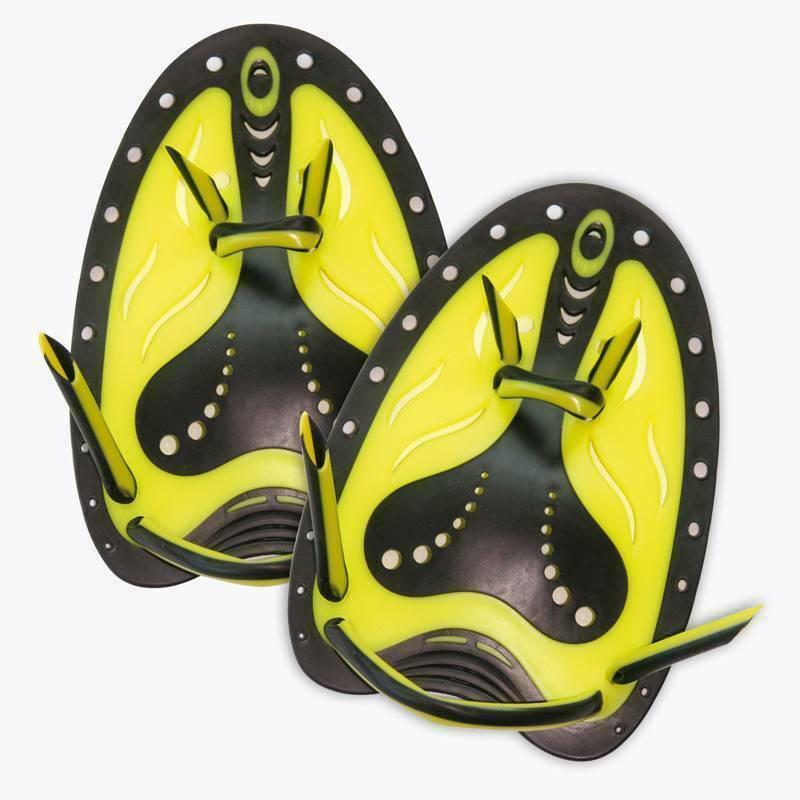 Лопатки для плавания «Комфорт» Aqquatix