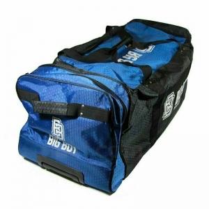 Сумка-баул спортивная  BIG BOY Elite Line 32  арт.БУ-00000035, полиэстер, черно-сине-белый