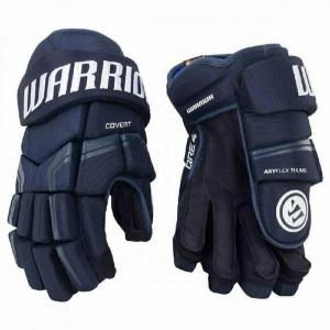 Перчатки хоккейные  WARRIOR QRE3 арт.Q3G-NV-11, р.11, нейлон, ЭВА, т.сине-белый Q3G-NV  -11