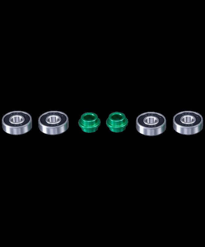 Набор подшипников ABEC-9, 4 шт., XAOS