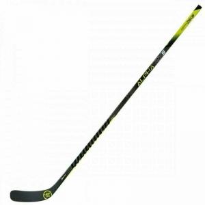 Клюшка хоккейная WARRIOR ALPHA DX5 75 (715) Larkin5, арт.DX575G9-715-RGT,жестк.75, прав, жел-бел-чер