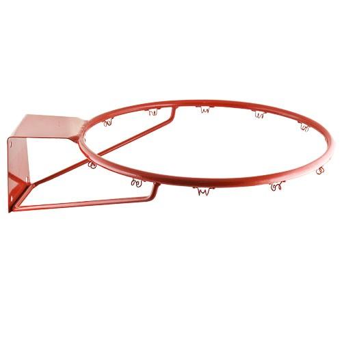Кольцо баскетбольное № 7,арт.MR-BRim7P, диам.450 мм, метал.ПРУТ 16мм,с кронштейном, крас.ТОЛЬКО КОР. ПО 4ШТ MADE IN RUSSIA