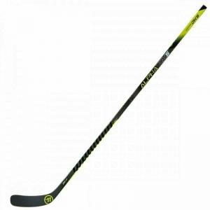 Клюшка хоккейная WARRIOR ALPHA DX5 75 Bakstrm5, арт.DX575G9-RGT, жесткость 75, прав, жел-бел-чер