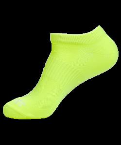 Носки низкие SW-210, неоновый желтый, 2 пары, Starfit