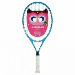 Ракетка теннисная детская HEAD Maria 21 Gr05, арт.233420, для 4-6 лет, алюминий, со струнами, сине-бело-роз