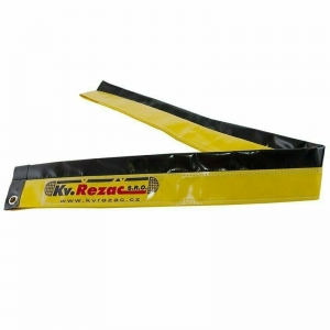 Карманы для антенн для пляж. вол. KV.REZAC арт.15175206001, на липучках, желто-черные NEW