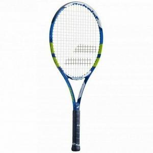 Ракетка теннисная BABOLAT Pulsion 102 Gr3, арт.121201-306, для любит., композит,со струн.,сине-зел-белый