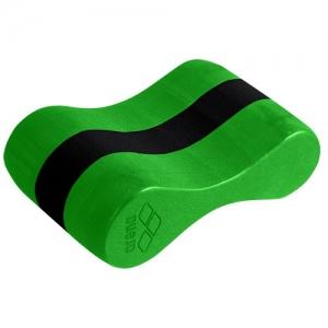 Колобашка для плав. ARENA Freeflow Pullbuoy , арт.9505665, полиэтилен, зелено-черный