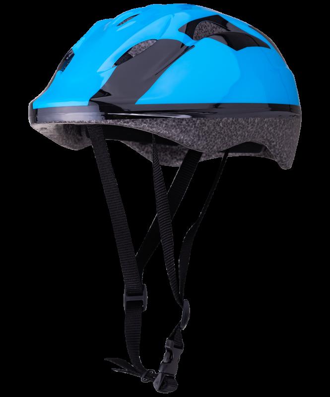 Шлем защитный Robin, голубой, RIDEX