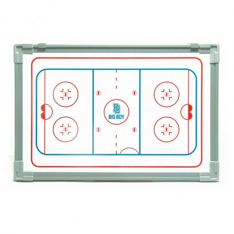 Такт. доска для хок. BIG BOY , BB-TAB, 45х30см, пластик, металл
