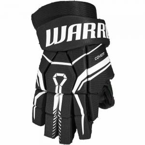 Перчатки хоккейные  WARRIOR QRE40 арт.Q40GS0-BK-14, р.14, нейлон, ЭВА, черный Q40GS0-BKV-14