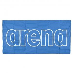 Полотенце ARENA GYM SMART TOWEL , арт.001992 810, 50*100см, 60% полиэстер, 20%полиамид, сине-белый