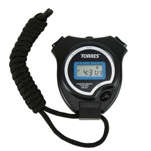 Секундомер TORRES Stopwatch , арт.SW-001, часы, будильник, дата, черно-синий NEW