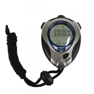 Секундомер профессиональный  TORRES Professional Stopwatch , арт.SW-80,до-20С, 80 яч.пам.,тайм.,сер-син-чер NEW