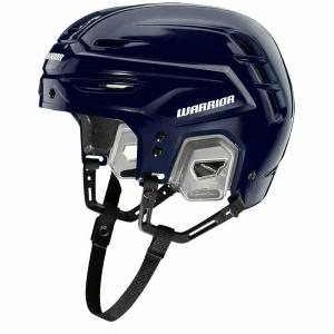 Шлем хоккейный WARRIOR ALPHA ONE PRO HELMET, арт. APH8-NW- M, р.M, темносиний APH8-NW-M