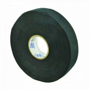 Лента хок. Blue Sport Tape Coton Black, арт.603308, ширина 24мм, длина 47м, черная