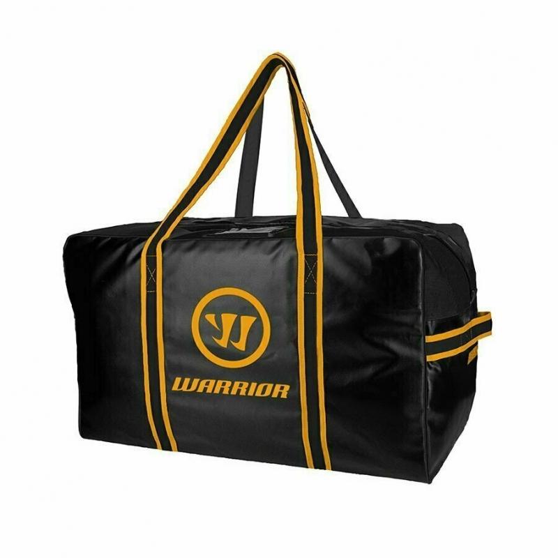 Сумка-баул спортивная  WARRIOR PRO Hky Bag Med арт.WPHPB7-BSG, полиэстер, р-р 71х38х38см, черно-оранжев