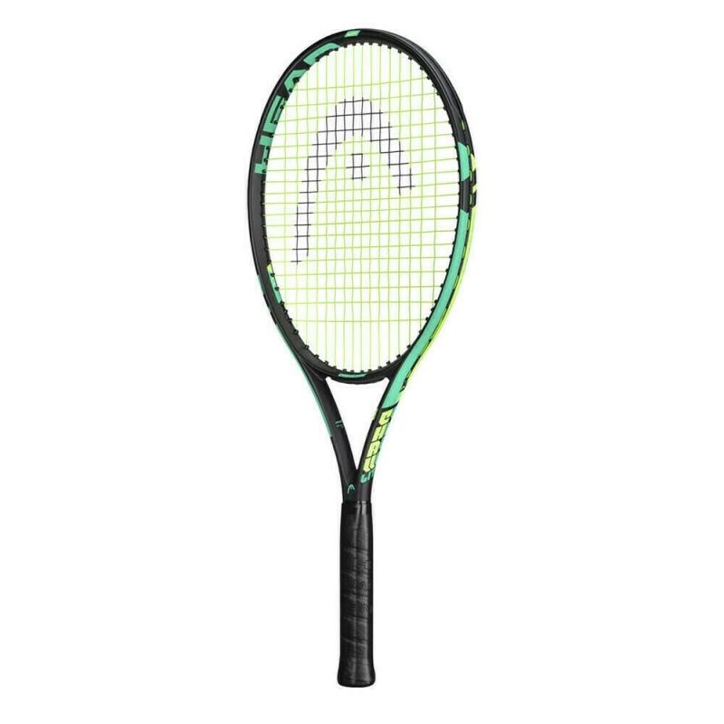 Ракетка теннисная HEAD IG Challenge Lite Gr3, арт.234751, для любителей, композит,со струнами, зеленый