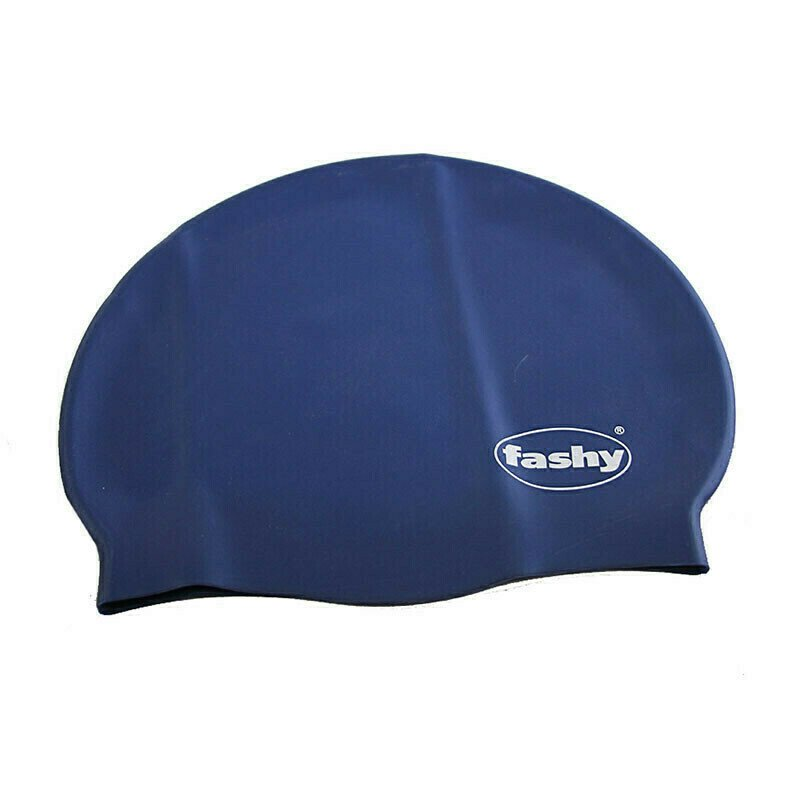 Шапочка для плавания  FASHY Silicone Cap , арт.3040-54, силикон, темно-фиолетовый