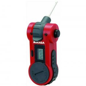 Манометр электронный MIKASA AG-1000 , дл.9см, шир. 4см, глуб 2,5см., клапан для вып. возд., 1 игла