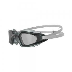 Очки для плавания  SPEEDO Hydropulse , арт.8-12268D649, ДЫМЧАТЫЕ линзы, черная оправа
