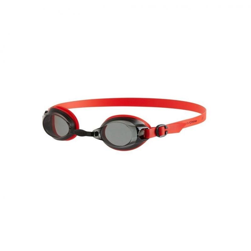 Очки для плавания  SPEEDO Jet , арт.8-09297B572, ДЫМЧАТЫЕ линзы, черная оправа