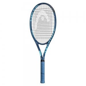 Ракетка теннисная HEAD MX Attitude Elit Gr3, арт.234321, для любителей, композит,со струнами, сине-бирюз