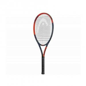 Ракетка теннисная HEAD Ti. Reward Gr3, арт.235621, для любителей, титан.сплав, со струнами, красно-черн