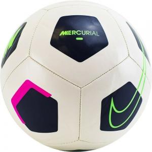 Мяч футбольный  NIKE Mercurial Fade арт.DD0002-094, р.5, 26п, гл.ТПУ, маш.сш, бутиловая камера , бело-черный