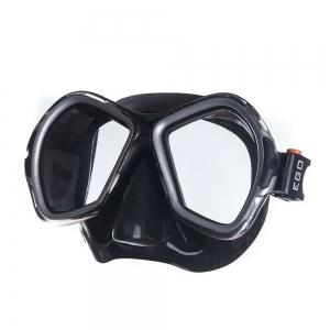 Маска для плав. Salvas Phoenix Black Mask , арт.CA520N2NYSTH, зак..стекло, силикон, р.Senior, черн