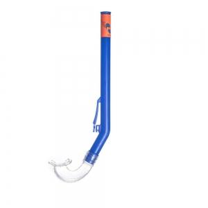Трубка плавательная Salvas Kid Snorkel , арт.DA105T0BBSTS, р. Junior, синий