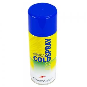 Спрей-заморозка REHABMEDIC Cold Spray c арникой, охладающий и обезболивающий, арт.RMT040101, 400 мл