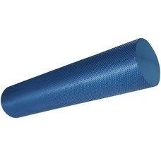 Ролик для йоги полумягкий Профи 60x15cm (синий) B33085-1