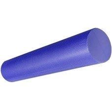 Ролик для йоги полумягкий Профи 60x15cm (фиолетовый) B33085-3