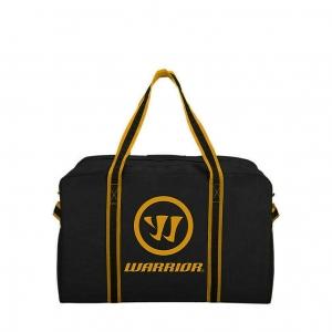 Сумка-баул спортивная  WARRIOR PRO Hky Bag Smal арт.WPHCB7-BSG, полиэстер, р-р 71х38х38см, черно-золот