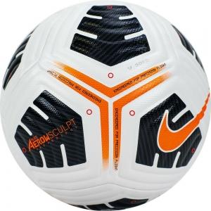 Мяч футбольный  NIKE Academy Pro Ball , арт.CU8038-101, р.5, ПУ, FIFA Quality, 4панели, маш. сш, бел-оран