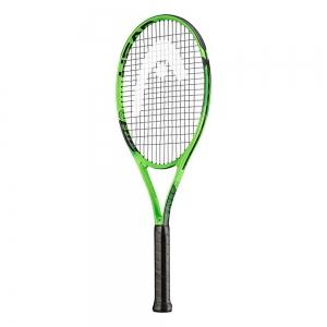 Ракетка теннисная HEAD MX Cyber Elit Gr3, арт.234421, для любителей, алюминий,со струнами, зелено-черн