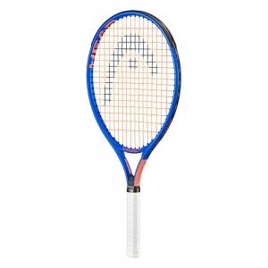 Ракетка теннисная детская HEAD Speed 23 Gr06, арт.236610, для дет. 6-8 лет, композит, со струн, синяя