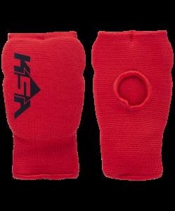 Накладки для карате Pitch Red, хлопок, KSA