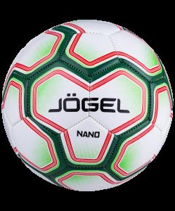 Мяч футбольный Nano №3, Jögel