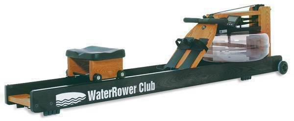 Гребной тренажер Water Rower 150 S4 серии CLUB с дисплеем