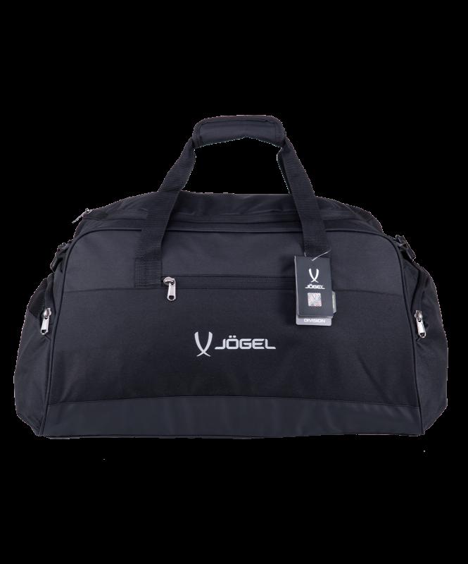 Сумка спортивная DIVISION Medium Bag, черный, Jögel