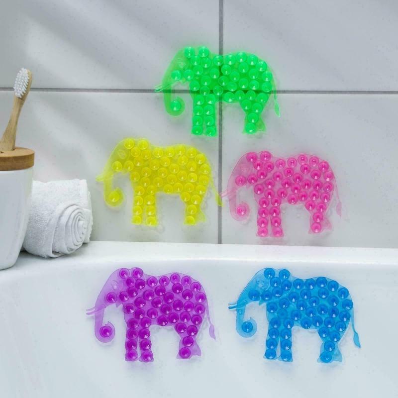 Игрушка-присоска Слон