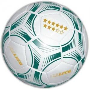 Мяч футбольный Leco 9 звезд, 10 класс прочности т1620