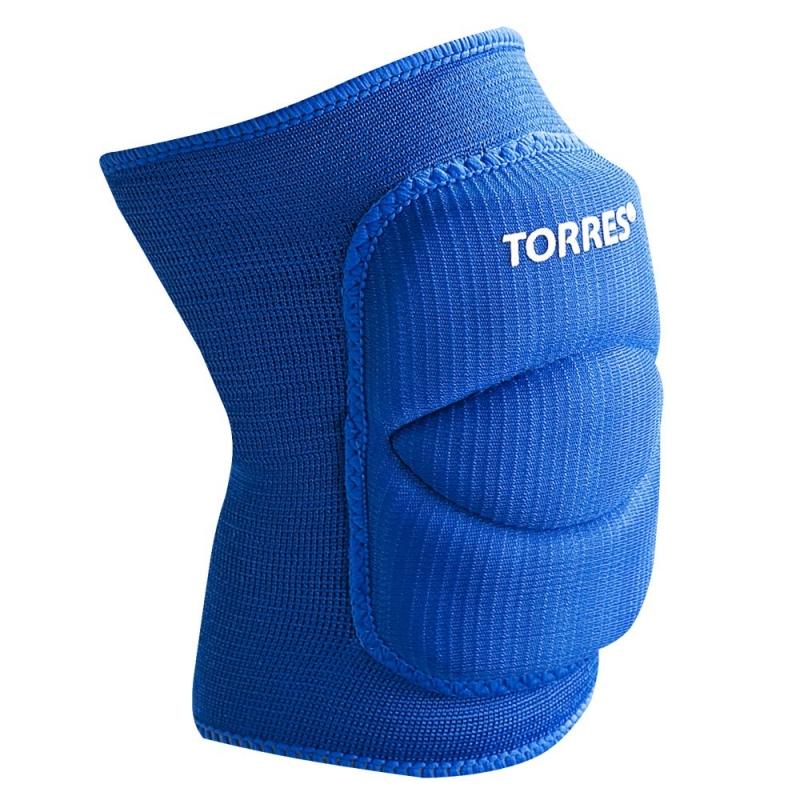 Наколенники спортивные TORRES Classic , синий, р.S, арт.PRL11016S-03, нейлон, ПУ