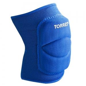 Наколенники спортивные TORRES Classic , синий, р.M, арт.PRL11016M-03, нейлон, ПУ