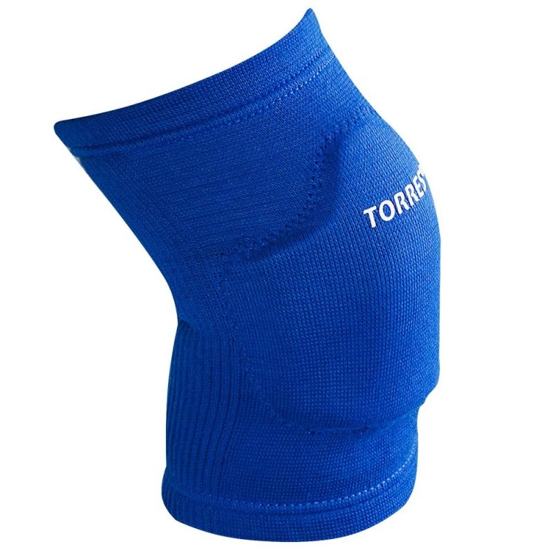 Наколенники спортивные TORRES Comfort , синий, р.M, арт.PRL11017M-03, нейлон, ЭВА
