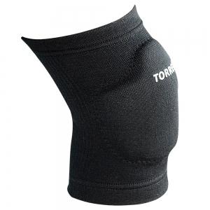 Наколенники спортивные TORRES Comfort , черный, р.M, арт.PRL11017M-02, нейлон, ЭВА