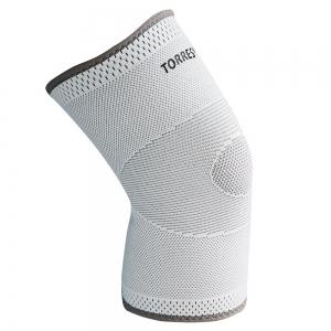 Суппорт колена  TORRES  арт.PRL11012M, р.M, нейлон, серый